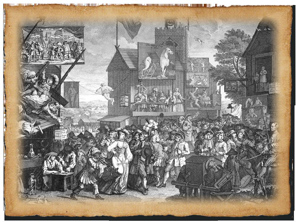 historie kermis 1734