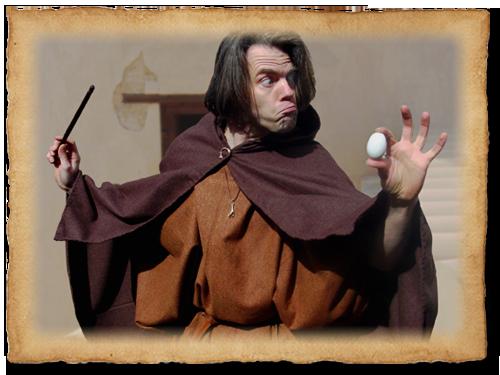 IANNVS Romeins goochelaar