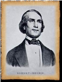 Robert Houdin portret