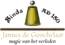 Jannes de Goochelaar historisch entertainer